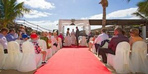 Rocks and Roses Wedding Planners Roseanne and Martin Hesperia Puerto Calero 2013