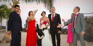 Rocks and Roses Wedding Planners Lauren and James Hesperia Puerto Calero 2013