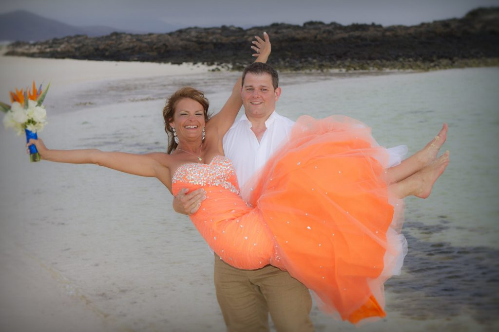 Debs & Andy