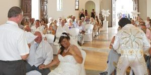 Rocks and Roses Wedding Planners Kathleen and Neville La Ermita Playa Blanca 2014