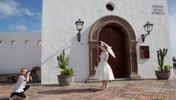 Rocks and Roses Wedding Planners Jane and Andrew La Ermita Playa Blanca 2014