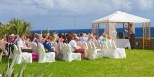 Rocks and Roses Wedding Planners Sinead and Stuart Hesperia Puerto Calero 2015