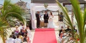Rocks and Roses Wedding Planners Karen and Kevin Hesperia Puerto Calero 2013