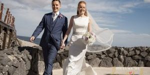 Rocks and Roses Wedding Planners Laura and Darren Hesperia Puerto Calero 2017