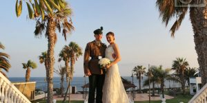 Rocks and Roses Wedding Planners Chloe and Jack Rubicon Palace Playa Blanca 2017