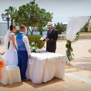 Rocks and Roses Wedding Planners Stefanie and Colin Rubicon Palace Playa Blanca 2017