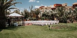 Rocks and Roses Wedding Planners Olletta and Chris Sheraton Fuerteventura 2015