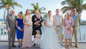 Rocks and Roses Wedding Planners Gemma and Tony Amura Puerto Calero 2017