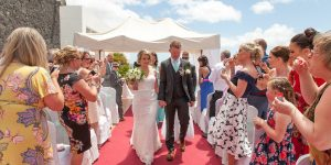 Rocks and Roses Wedding Planners Jenny and Jamie Costa Calero Puerto Calero 2018