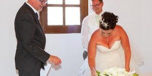 Laura and Ed had a magica day getting married in Lanzarote 11